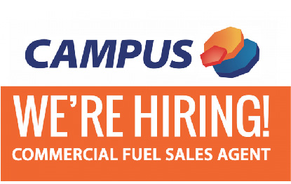 Commercial Fuel Sales Agent