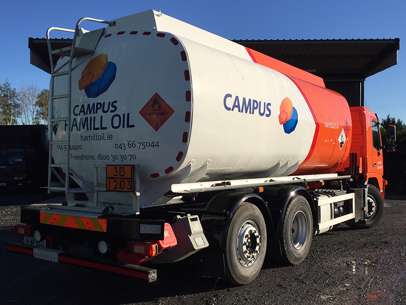 heating oil longford